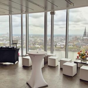 Referenz Lumex Event Veranstaltungstechnik Hochzeit KölnSKY