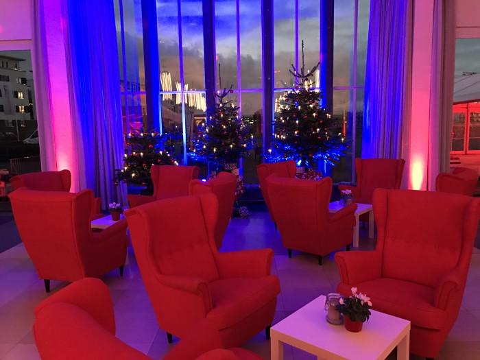 weihnachtsfeier im alten flughafen k ln butzweilerhof. Black Bedroom Furniture Sets. Home Design Ideas